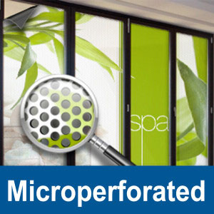 Microperforated