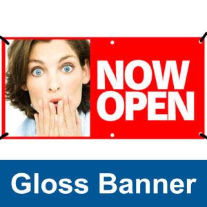 Gloss Banner