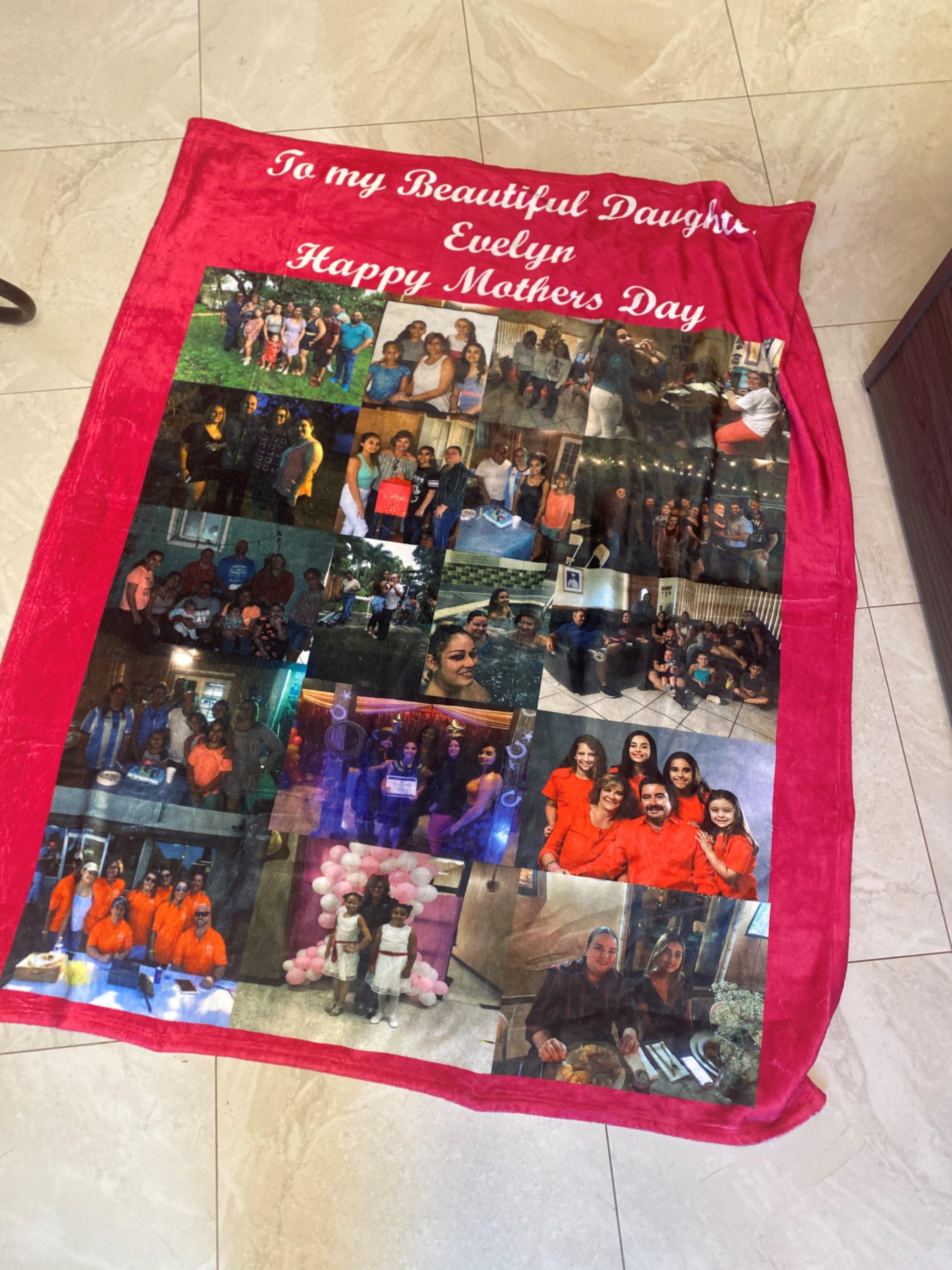 Customized Plush Blankets